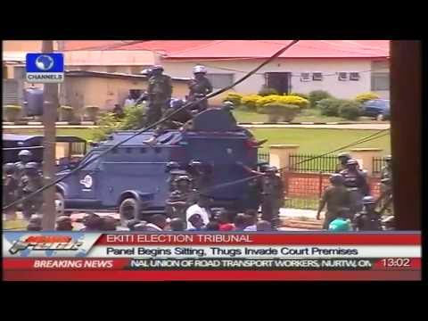 Desecration of judiciary in Ekiti and matters arising