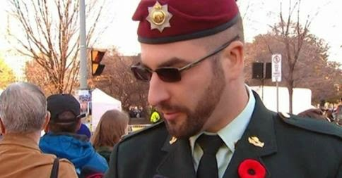 Canadian 'sergeant' faces charges after impersonating soldier at Remembrance Day ceremony