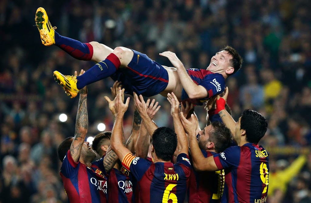 This list of broken records shows how insanely good Lionel Messi is
