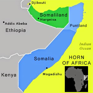 Journalists arrested after covering protest in Somaliland