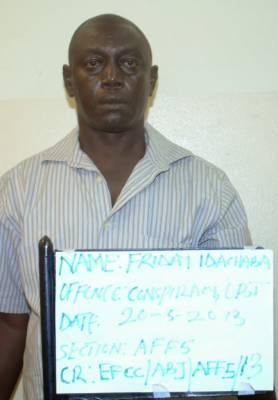 Fraud: Top prison boss bags seven years jail term