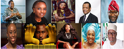 Fashola, Ezekwesili, Chimamanda, Omobola Johnson, Adamu Muazu, Lanre Da Silva, others are the 10 nominees for YNaija Person of the Year 2014 – Vote Now