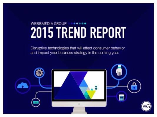 2015 tech trends that could impact journalism