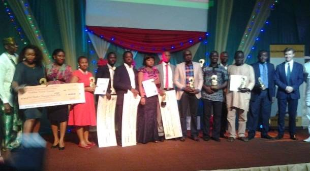 Wole Soyinka Centre honours journalists for excellence