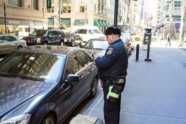 Nigeria, Egypt and Kuwait top list of unpaid parking tickets by foreign diplomats in New York City