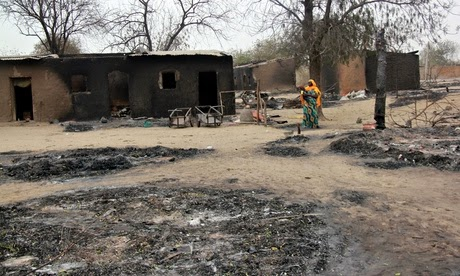 UK defends response to Boko Haram slaughter in Nigeria