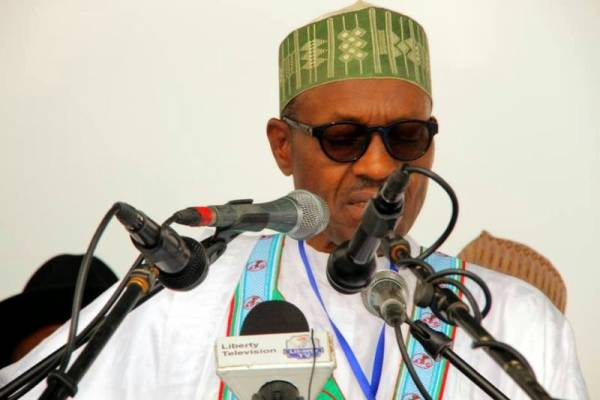 Buhari inaugurates Presidential Campaign Council