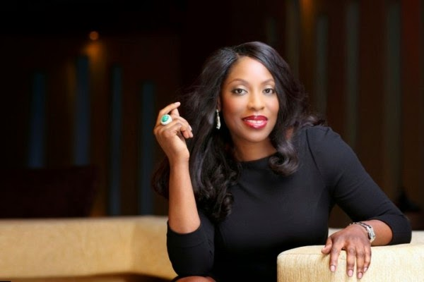 Mo Abudu is Forbes Africa's most successful woman