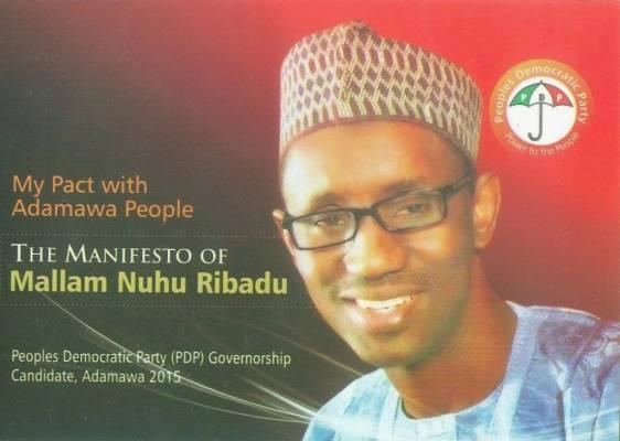 My pact with Adamawa people - Ribadu