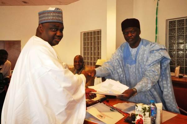 Senator Lar praises EFCC's professionalism