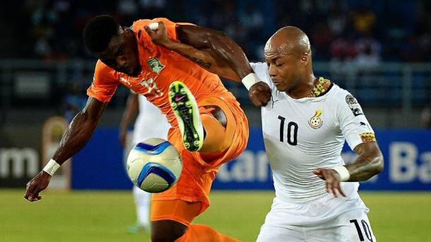 Ivory Coast win African Nations Cup