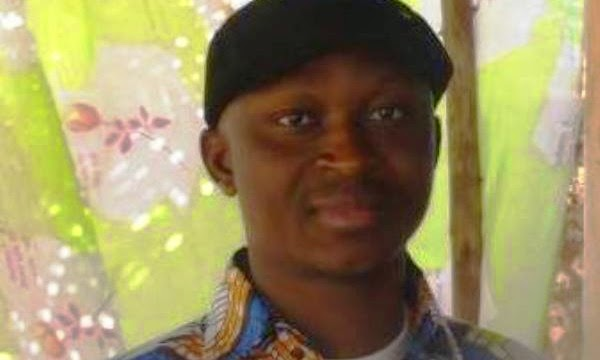 Burkinabe media activist, Cyrille Guel, wins African youth prize