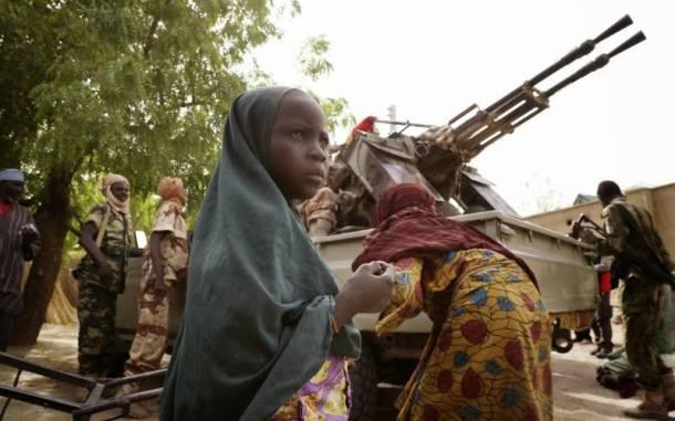 'Boko Haram kidnapped my sisters'