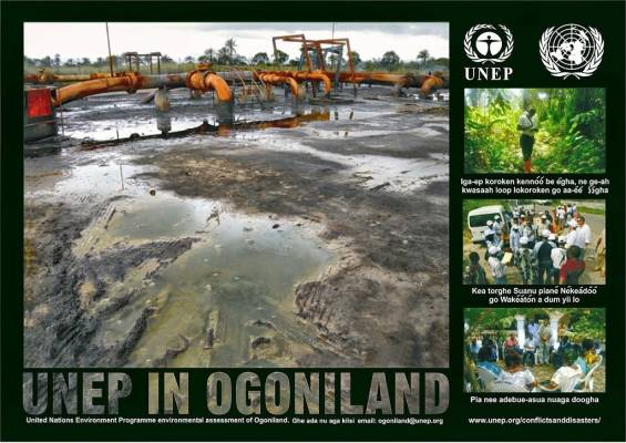 International outcry over reports concerning renewed oil extraction in Ogoniland‏
