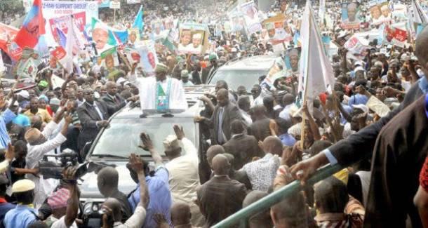 Buhari's mandate: Nigeria voted their hopes