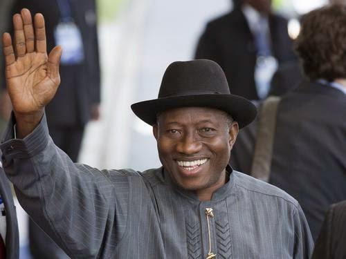 President Jonathan's concession speech