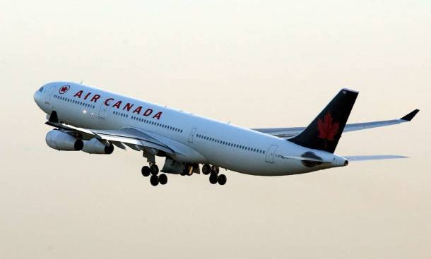 Canadian woman convicted of having sex on a plane