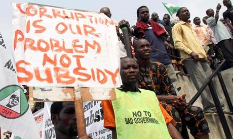 Towards a corruption-free Nigeria