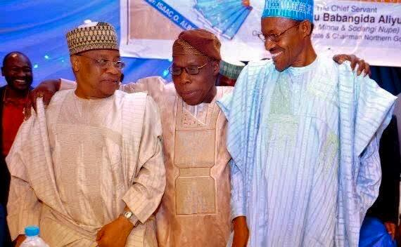 Mohammed Haruna, Ben Nwabueze and the 'invisible government' in Nigeria