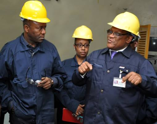 Kachikwu assures Kaduna Refinery of enablers to operate optimally…explains NNPC's role in new refineries