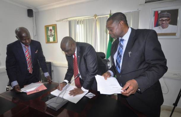 Magu assumes office as EFCC boss, pledges to uplift the fight against corruption