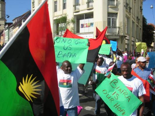 The dreams and reality of the Sovereign State of Biafra