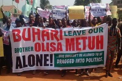 Let Metuh's slaves carry Metuh's placard, Igbo youths have moved on