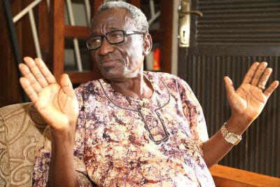 Why I fought on the side of Ojukwu, Biafra – Lt Fola Oyewole