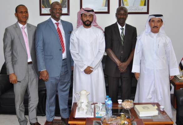 Magu tightens noose around money launderers, meets UAE envoy