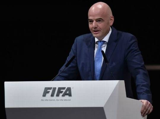 FIFA elects Gianni Infantino as new president ahead of Sheikh Salman