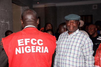 EFCC re-arraigns Dokpesi for N2.1bn fraud