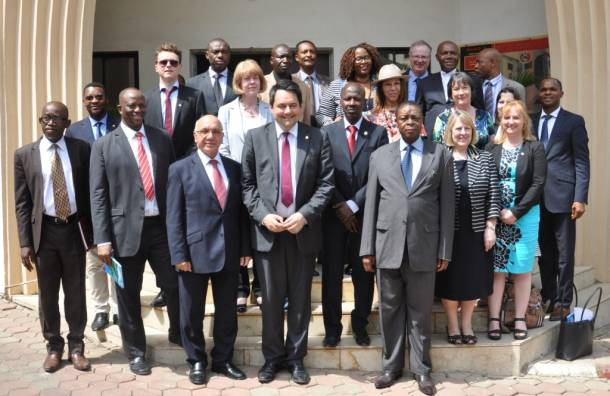 EFCC lauds British government's support for anti-graft war