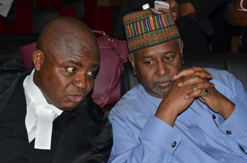 N13.5bn arms scam: Dasuki's absence stalls trial