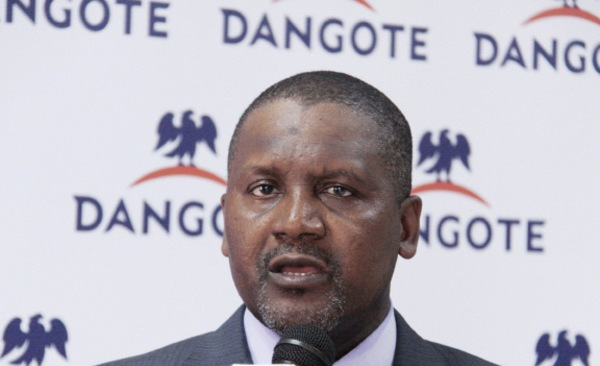 The Dangote paradox