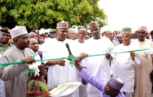 Dogara commissions mobile clinic for Abuja IDPs, encourages Nigerians to support those in need
