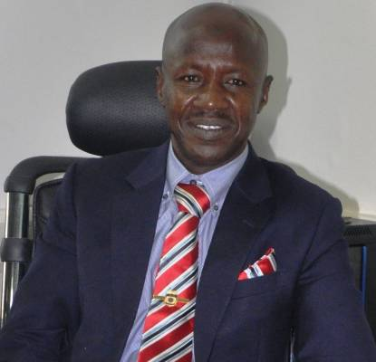 EFCC alerts the general public on the activities of fraudsters impersonating its acting chairman, Ibrahim Magu