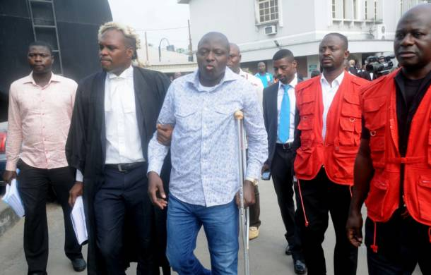 Witness demonstrates how former NIMASA boss, Akpobolokemi, others allegedly stole N795m