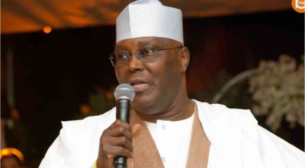 Atiku charges USOSA on education for all, congratulates Odinkalu, others