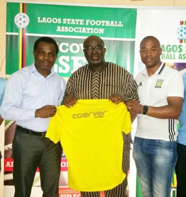 Lagos FA Chairman implores Nigerian coaches on Coerver coaching