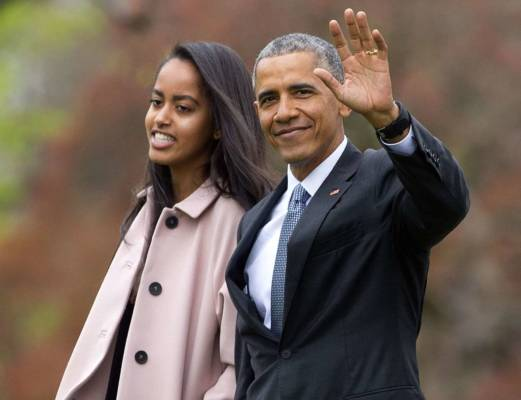 Malia Obama to take 'gap year,' enter Harvard in 2017