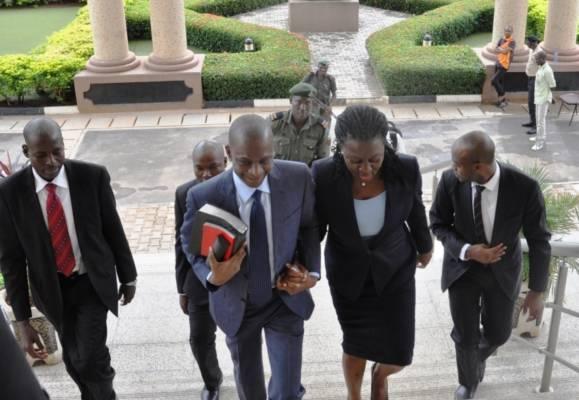 $40m scam: Jonathan's cousin, Azibaola, remanded in prison