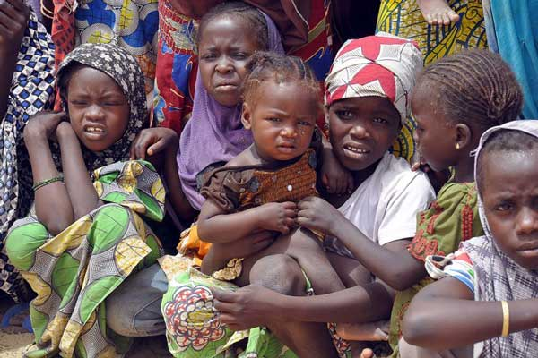UNICEF more than doubles its funding appeal to provide life-saving assistance for children in northeast Nigeria