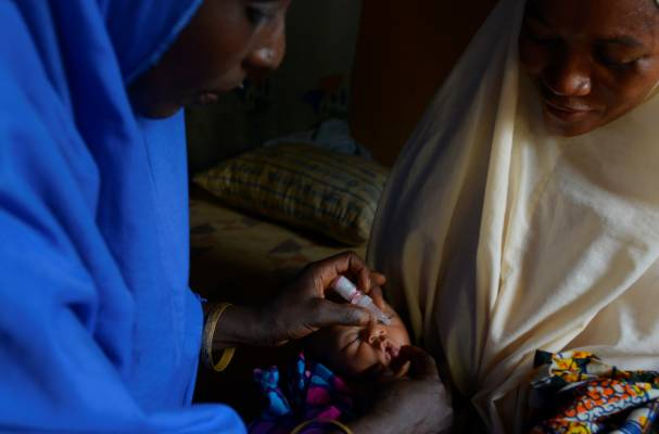 Japan gives US$ 33.3 million in emergency polio funding in the Lake Chad region