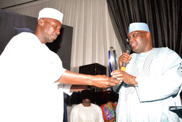 Magu dedicates 2016 Person of the Year Award to Nigerians