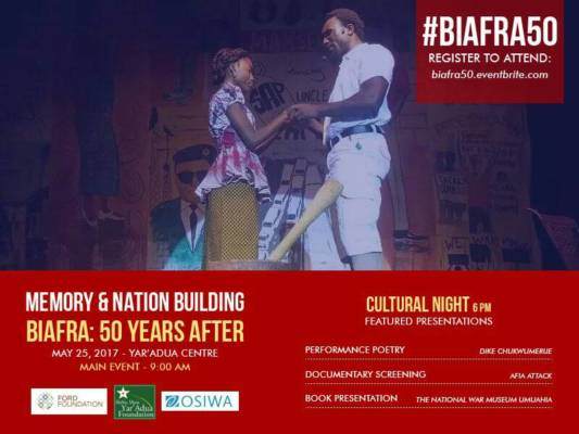 50 years after Biafra: Reflections and hopes