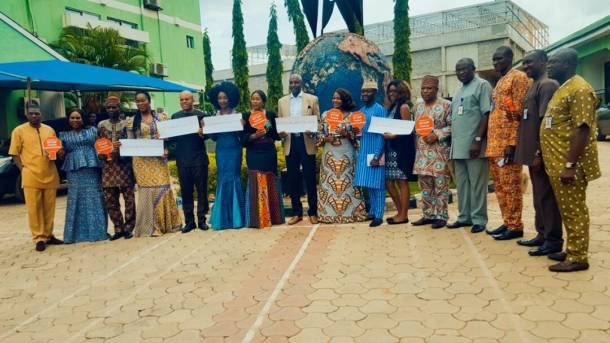 Devatop Anti-Human Trafficking Ambassadors visit National Agency for Prohibition of Trafficking in Persons (NAPTIP)