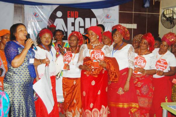 DEVATOP trains 115 advocates to end Female Genital Mutilation in Okigwe Zone, Imo State