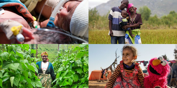 Four finalists named in MacArthur Foundation's Global Competition for $100 million grant