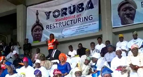 Crisis of over-centralization has led to mass misery in Nigeria – Yoruba leaders