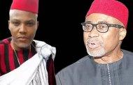 'Sen Abaribe has no hand in Nnamdi Kanu's disappearance' - Ochie Igbo
